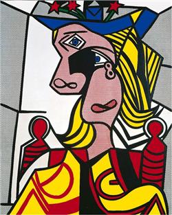 Roy Lichtenstein, Lichenstein Art, Hamilton Selway,